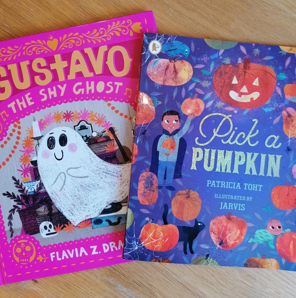 Halloween books to inspire!